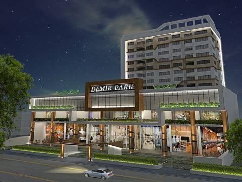 Demir Park Esenyurt projesinde 350 bin TL'ye 2+1!