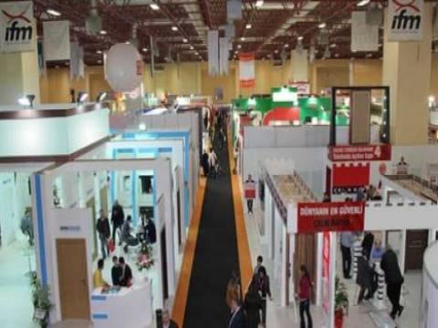 Door Fair Turkey yarın İstanbul Fuar Merkezi'nde açılıyor!