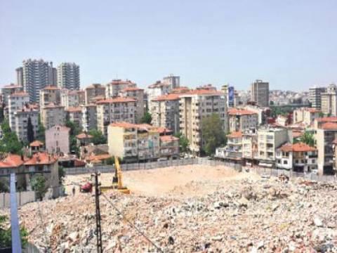 Kadıköy Fikirtepe'nin yüzde 25'i boşaldı!