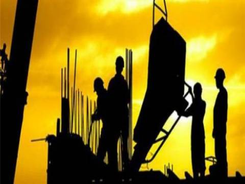 İnşaat sektörü güven endeksi yüzde 1.6 oranında düşüş gösterdi!