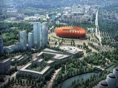Rusya Dünya Kupası Türk müteahhitler için yeni fırsatlar sunacak!