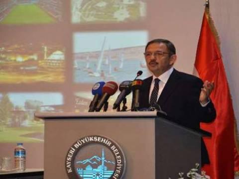Kayseri Şehri Derya projesi tanıtıldı!