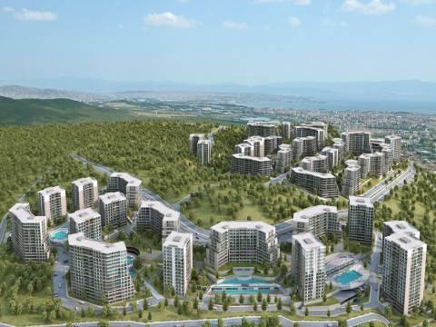 Evora İstanbul projesinde 3 bin 423 dairenin satışı tamamlandı!