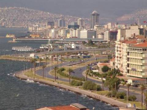 İzmir'de hayata geçirilecek projeler dikkat çekiyor!