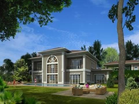 Büyükçekmece Batı Mahal 'de 790 bin dolara villa!