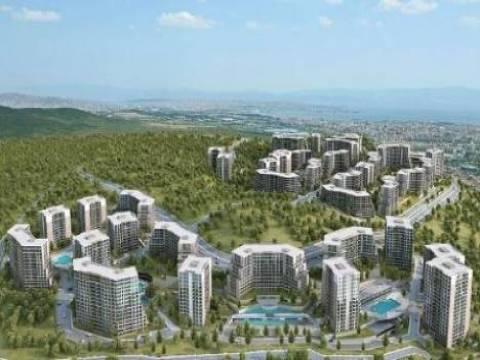 Evora İstanbul Tuzla'da yüzde 0,5 faiz oranıyla vade!