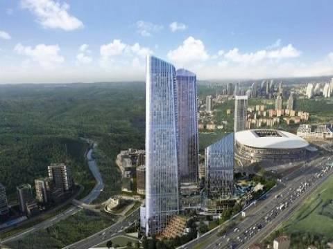 Skyland İstanbul Seyrantepe güncel daire fiyatları!