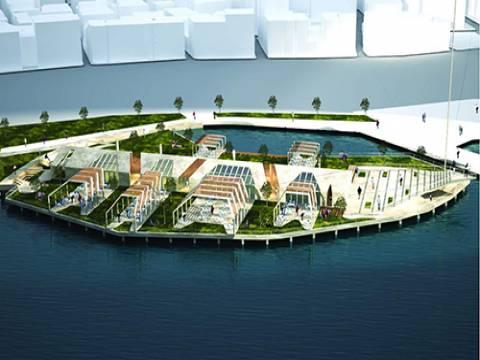 Karamürsel Balık Adası projesi 12 Aralık'ta ihaleye çıkacak!