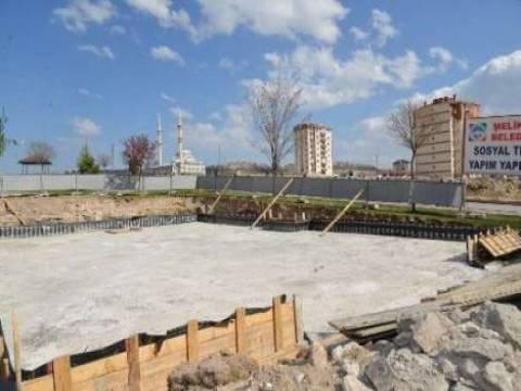 Kayseri Mim-Sin bölgesinde 112 Acil Müdahale Hizmeti binası yapılıyor!