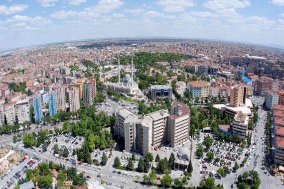 Konya'da yapım karşılığı kiralama ihalesi! 9.5 milyon TL'lik!