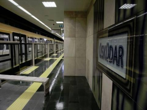 Üsküdar-Ümraniye Metro Hattı açılışı bugün!