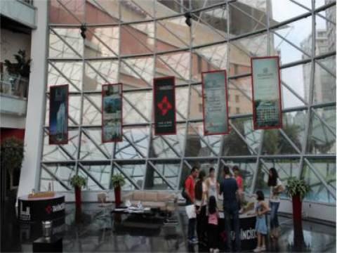 Tahincioğlu'nun A Plus ofis ve konut projeleri Palladium AVM'de!