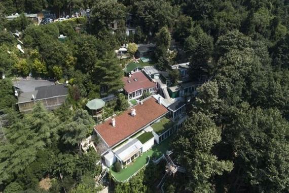 Adnan Oktar'ın Çengelköy'deki villası görüntülendi!