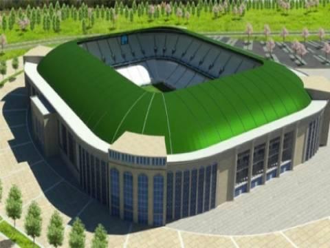 Ankara'nın yeni stadının imar çalışmaları sürüyor!