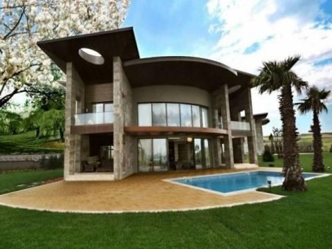 Gölmahal Evleri'nde icradan satılık villa! 5.5 milyon TL'ye!