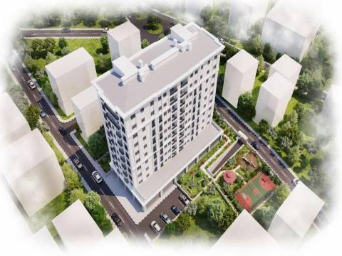Hakyapı Yeşilbağ Evleri'nde fiyatlar 450 bin TL'den başlıyor!