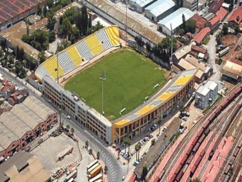 Alsancak Stadı yenileniyor!