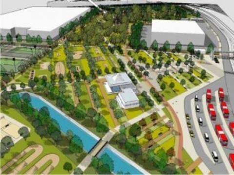 Çırpıcı Parkı'nın spor alanı tamamlandı!