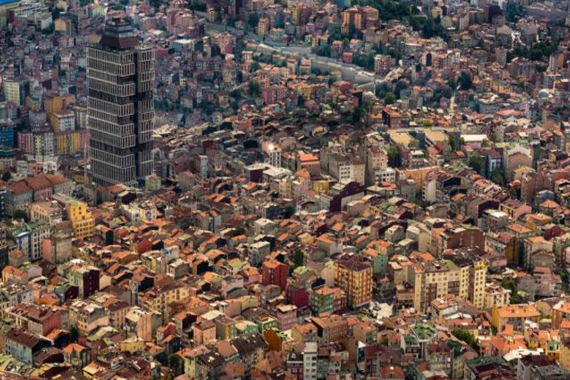 En çok riskli yapı İstanbul'da tespit edildi!
