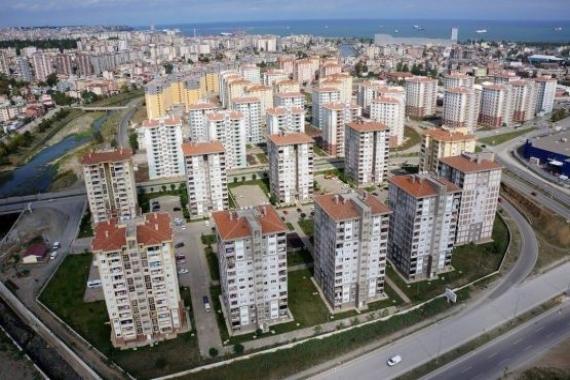 Canik Samsun TOKİ kura sonuçları!