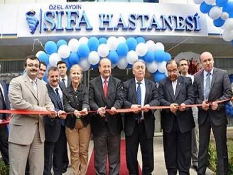 Özel Aydın Şifa Hastanesi hizmete açıldı!