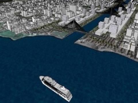 Kanal İstanbul'un güzergahı belli oldu! İşte o ilçeler!