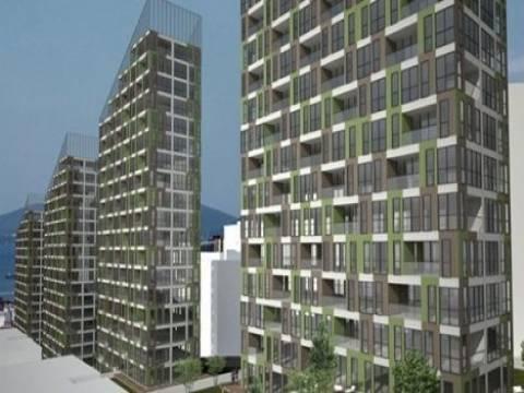 Sur Yapı Maltepe projesinin adı Yeşil Mavi oldu!