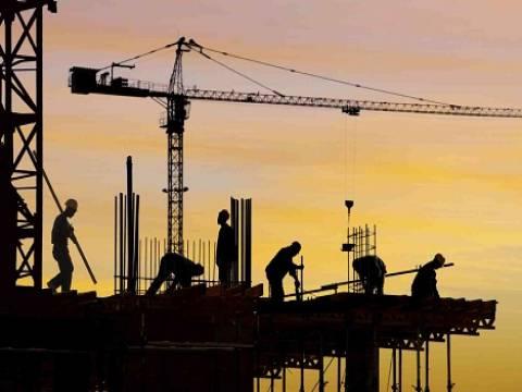 İnşaat sektöründe yüzde 4,5 büyüme öngörülüyor!