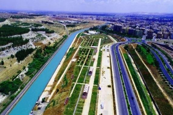 Şanlıurfa GAP Vadisi Millet Bahçesi açıldı!