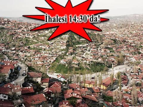 TOKİ Ankara Mamak 415 konut ihalesi bugün!