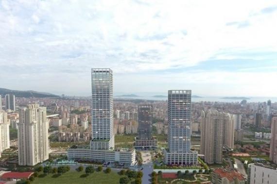 Ataşehir Modern satış ofisi!