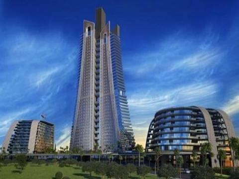 Sarphan Finans Park Ataşehir satılık!
