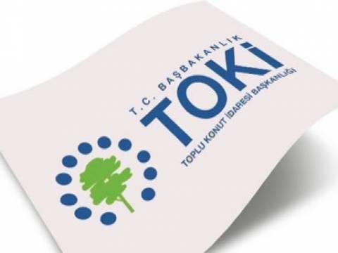 TOKİ'nin 35 ildeki 182 taşınmazı bugün satılıyor!