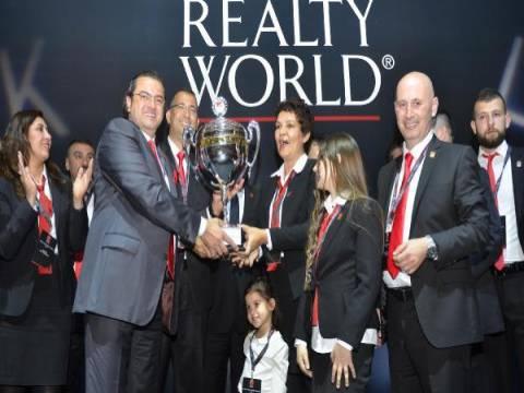 Realty World Türkiye Kupası Ödülleri sahiplerini buldu!