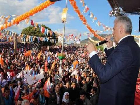Binali Yıldırım Bakırçay Havzası'na yönelik projelerini açıkladı!