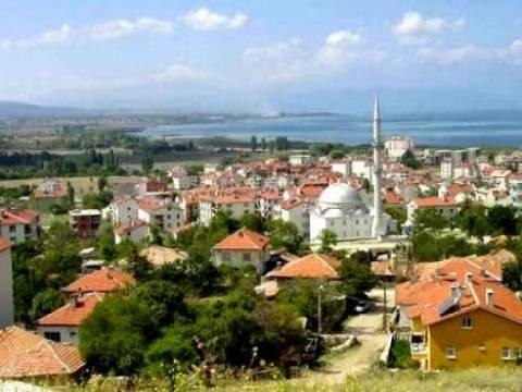 Beyşehir'e çevre düzeni planı hazırlanıyor!