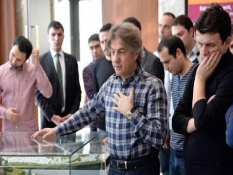 Ahmet Misbah Demircan'dan kentsel dönüşüm dersi!