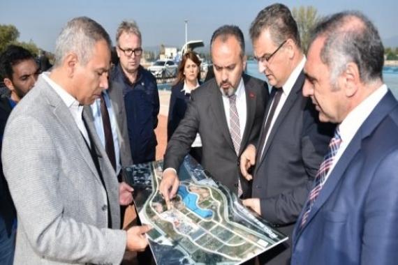 Vakıfköy Kent Parkı ve Spor Tesisleri 2019'da açılacak!