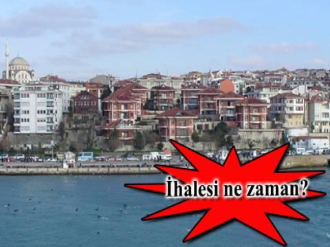 Üsküdar Belediyesi'nden satılık 3 arsa 30.2 milyon TL'ye!