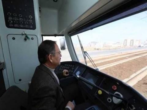 Kayseri'de Beyazşehir-İldem raylı sistem hattı törenle hizmete açılıyor!