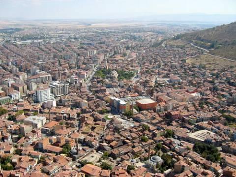 Afyonkarahisar Belediyesi'nden satılık arsa 8.3 milyon TL'ye!
