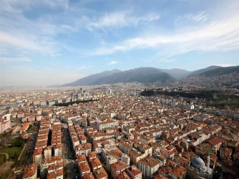 Bursa'da 6.6 milyon TL'ye 2 gayrimenkul satılıyor!