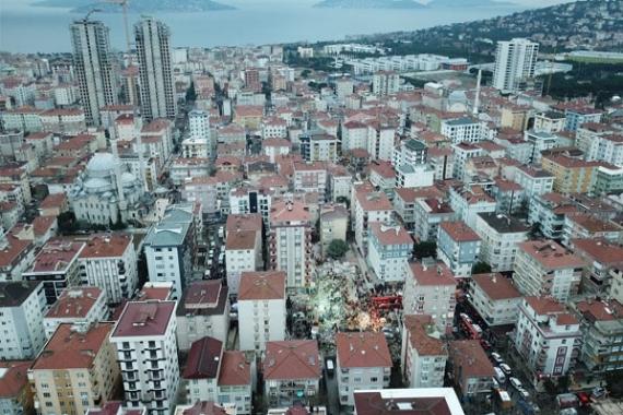 İstanbul'daki riskli alanlar tespit edilecek!