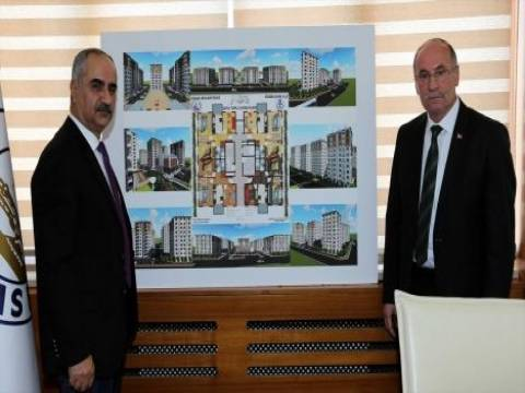 Sivas Belediyesi'nden 400 aileye ev sahibi olma fırsatı verilecek!