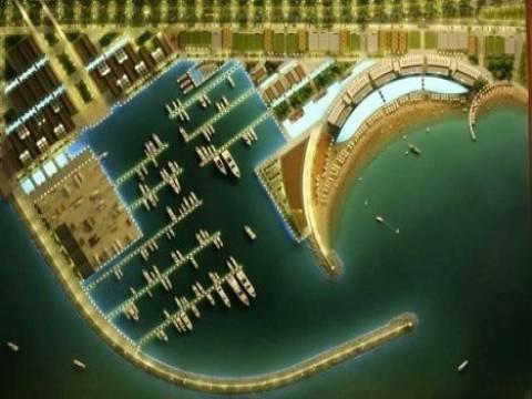 Balıkesir Gömeç Port'un imar çalışmaları devam ediyor!