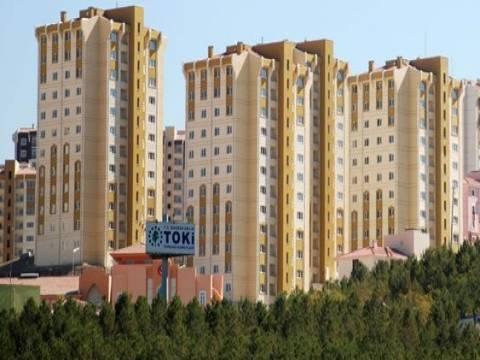TOKİ Ankara Mamak'ta 1.186 konut inşa edecek!