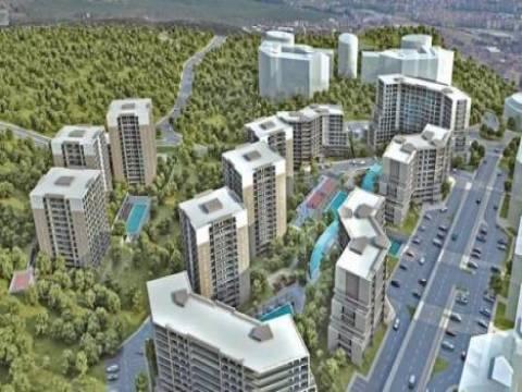 Tuzla'da yükselen Evora İstanbul projesi panel radyatör ile ısınacak!