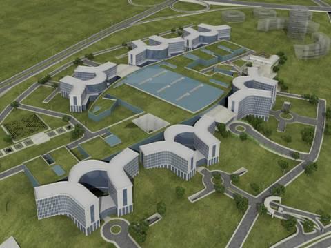 Sancaktepe Şehir Hastanesi'ne onay çıktı!