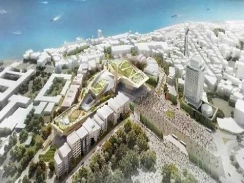 Taksim AKM'nin yeni proje detayları netleşti!