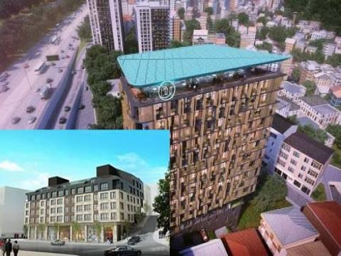 MİNT E-5 Kağıthane ve MİNT Şişli projeleri satışa çıktı!